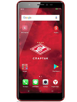 ADVANCE SPARTAK EDITION  16GB with 2GB Ram