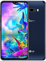 G8X ThinQ 128GB with 6GB  Ram
