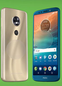 Moto G6 Dual Sim 32GB with 3GB Ram