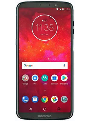Moto Z3 Play 64GB with 6GB Ram