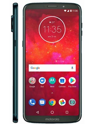 Moto Z3 Play Dual Sim 64GB with 6GB Ram