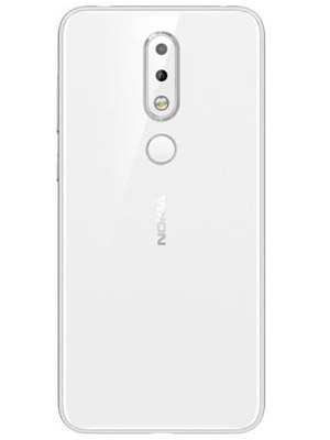 X6 Polar White Edition 64GB with 4GB Ram