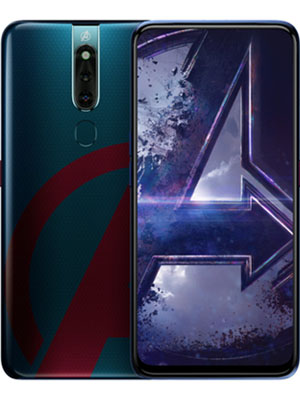 F11 Pro Marvel Avengers Edition 64GB with 4GB Ram