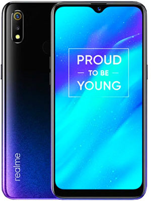 Realme 3 MT6771 32GB with 3GB Ram