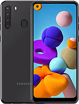Galaxy A21 32GB with 3GB  Ram