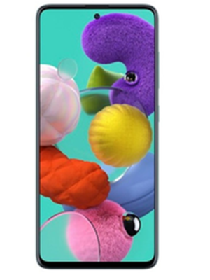 Galaxy A51 128GB with 4GB Ram