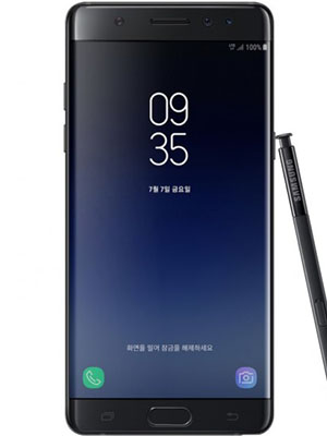 Galaxy Note Fan Edition Exynos 64GB with 6GB Ram