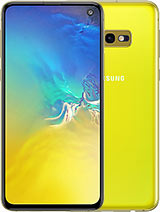 Galaxy S10e 128GB with 8GB Ram