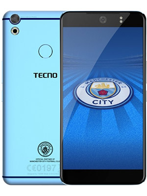 Camon CX Manchester City Edition 64GB with 4GB Ram