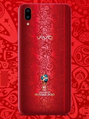 X21 Fifa World Cup Edition  128GB with 6GB Ram