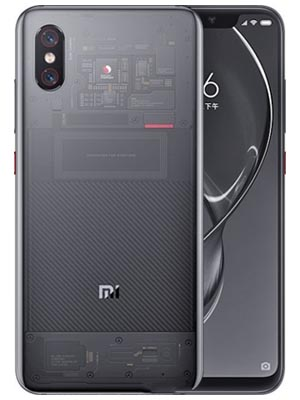 Mi 8 Explorer 256GB with 8GB Ram