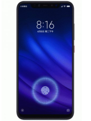 Mi 8 Screen Fingerprint Edition 128GB with 8GB Ram