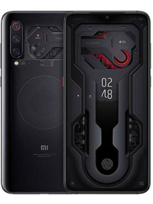 Mi 9 Transparent Edition 256GB with 128GB Ram
