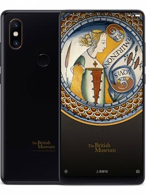 Mi Mix 2S Art Special Edition 256GB with 8GB  Ram