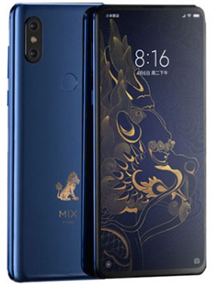 Mi Mix 3 Forbidden City Edition 256GB with 10GB Ram