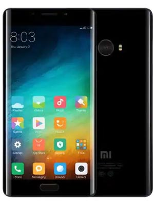 Mi Note 2 Global Version 128GB with 6GB Ram