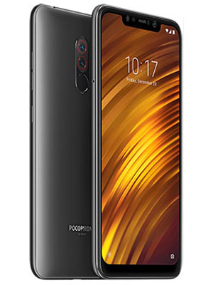 Pocophone F1 64GB with 6GB Ram